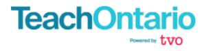 Teach Ontario logo